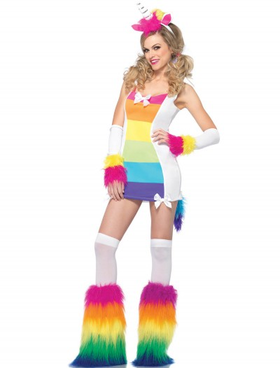 Magical Unicorn Adult Costume, halloween costume (Magical Unicorn Adult Costume)
