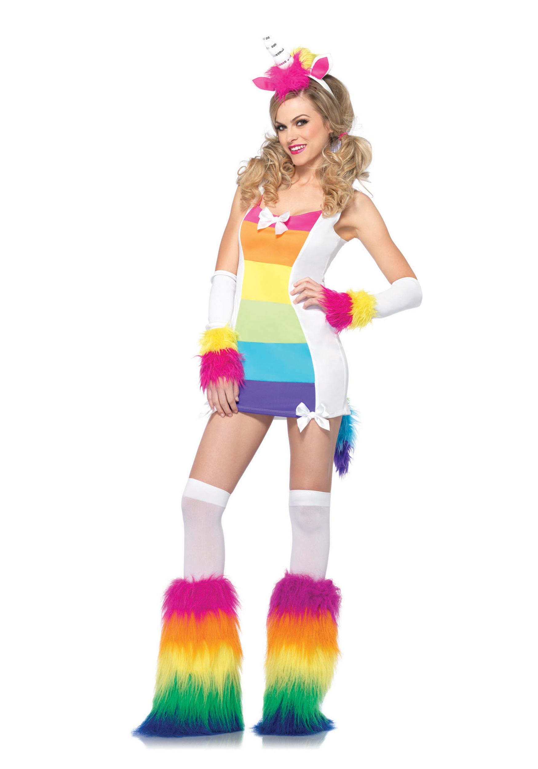 Magical Unicorn Adult Costume - Halloween Costumes