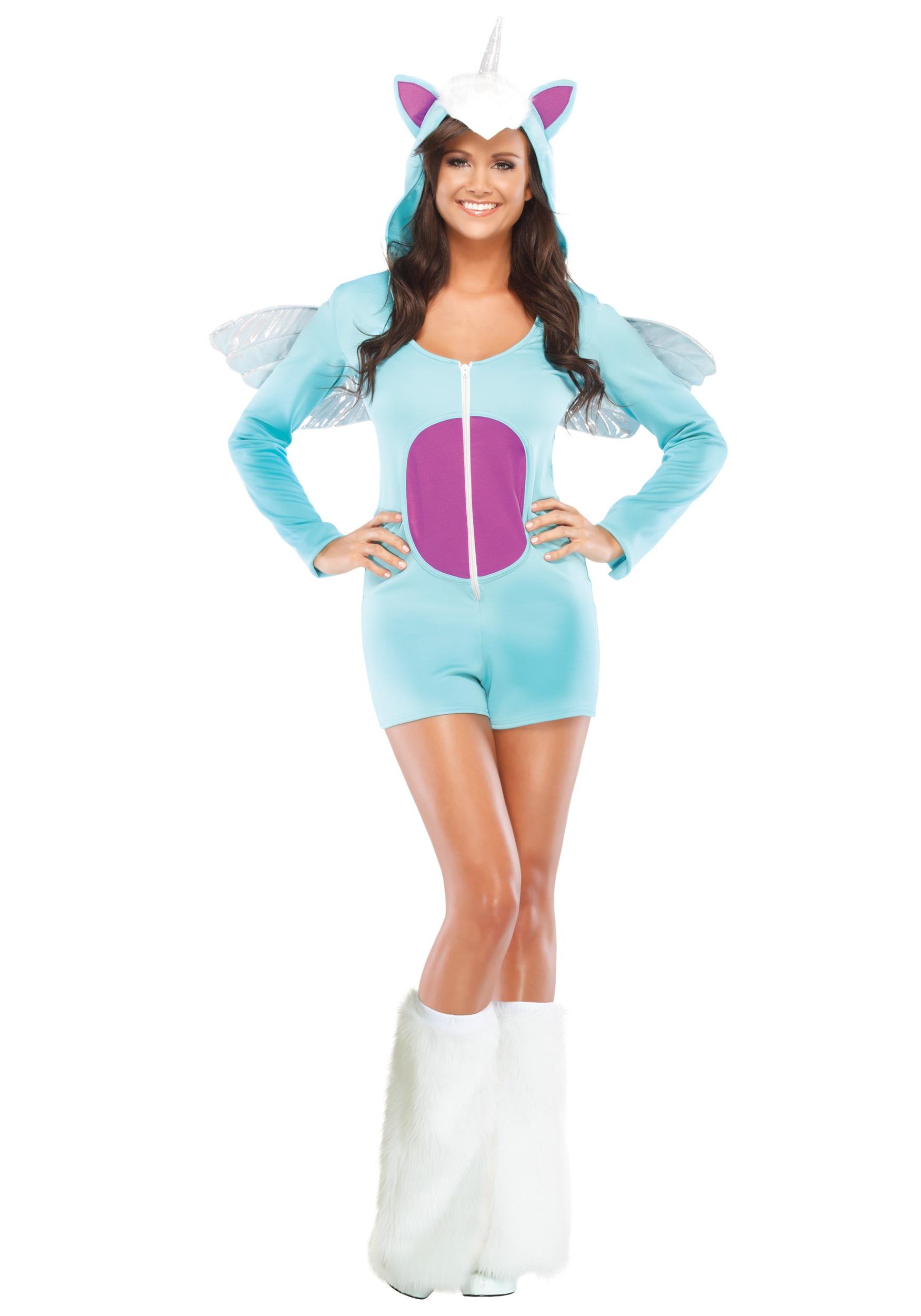 Magical Unicorn Costume - Halloween Costumes