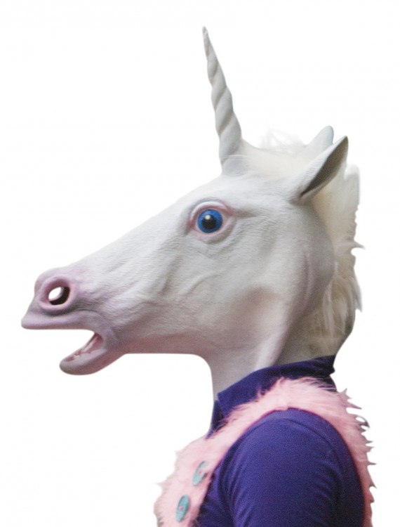 Magical Unicorn Mask, halloween costume (Magical Unicorn Mask)