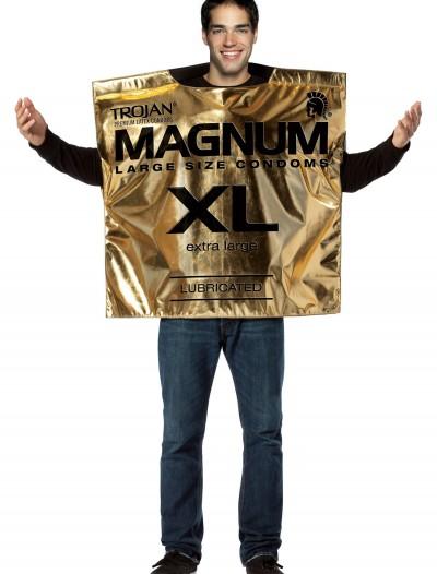 Magnum Condom Costume, halloween costume (Magnum Condom Costume)
