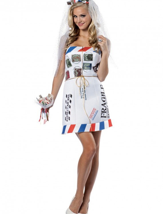 Mail Order Bride Costume, halloween costume (Mail Order Bride Costume)