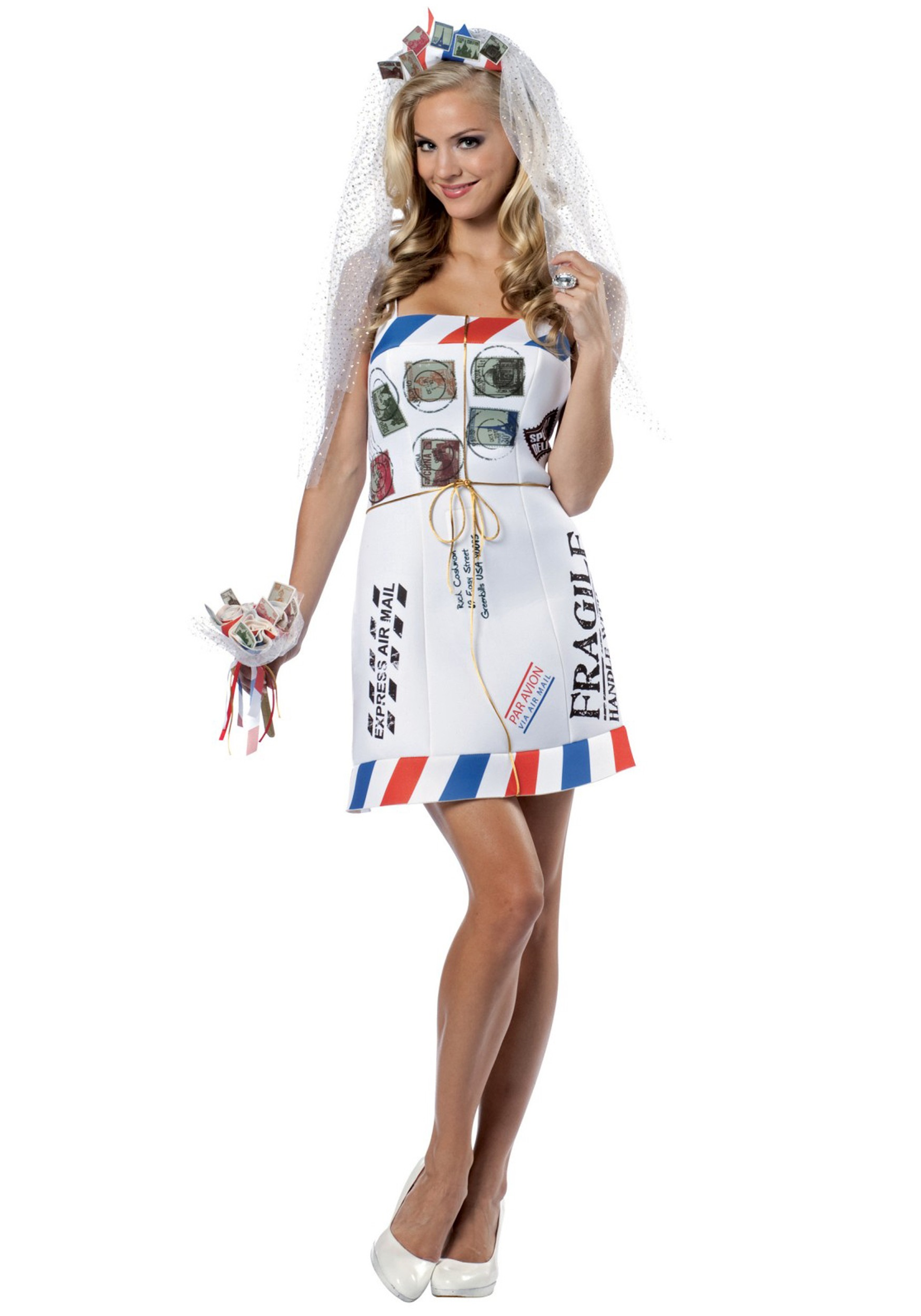 mail order bride costume - halloween costumes