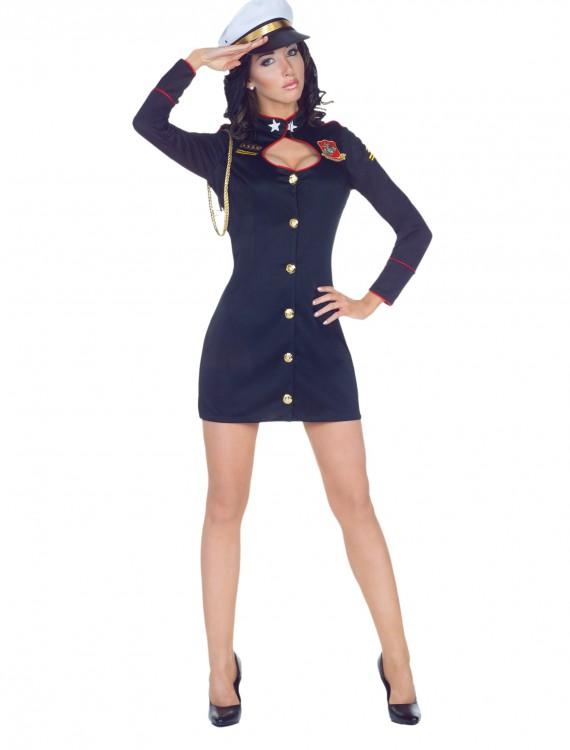 Major Trouble Costume, halloween costume (Major Trouble Costume)
