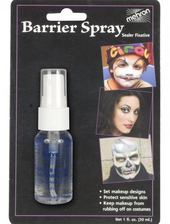 Makeup Barrier Spray, halloween costume (Makeup Barrier Spray)