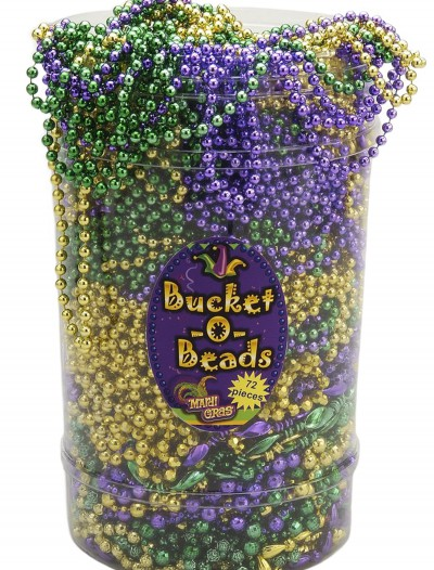 Mardi Gras Beads, halloween costume (Mardi Gras Beads)