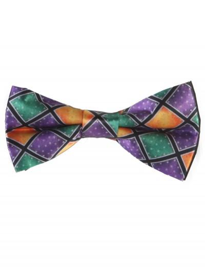 Mardi Gras Bow Tie, halloween costume (Mardi Gras Bow Tie)
