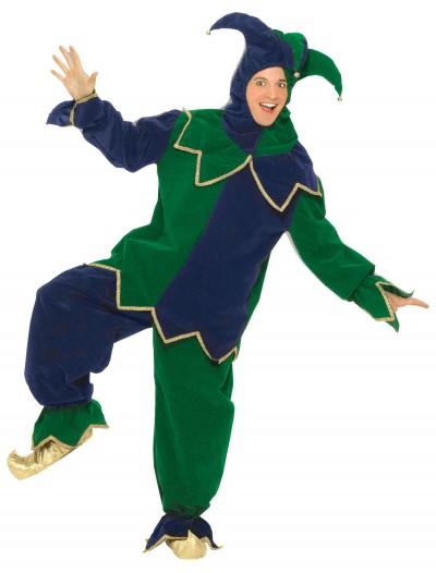 Mardi Gras Jester Costume, halloween costume (Mardi Gras Jester Costume)