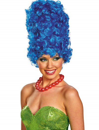 Marge Deluxe Glam Wig, halloween costume (Marge Deluxe Glam Wig)