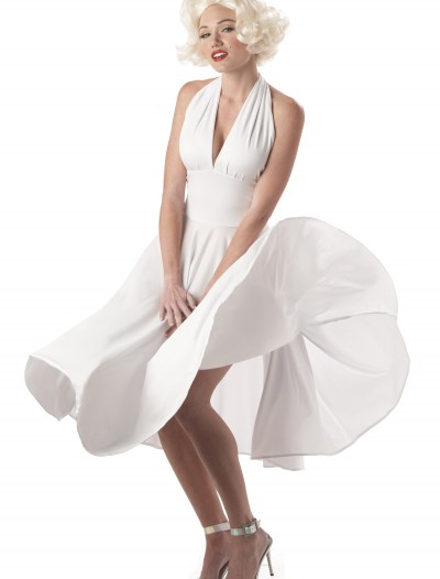Marilyn Monroe Costume Dress, halloween costume (Marilyn Monroe Costume Dress)