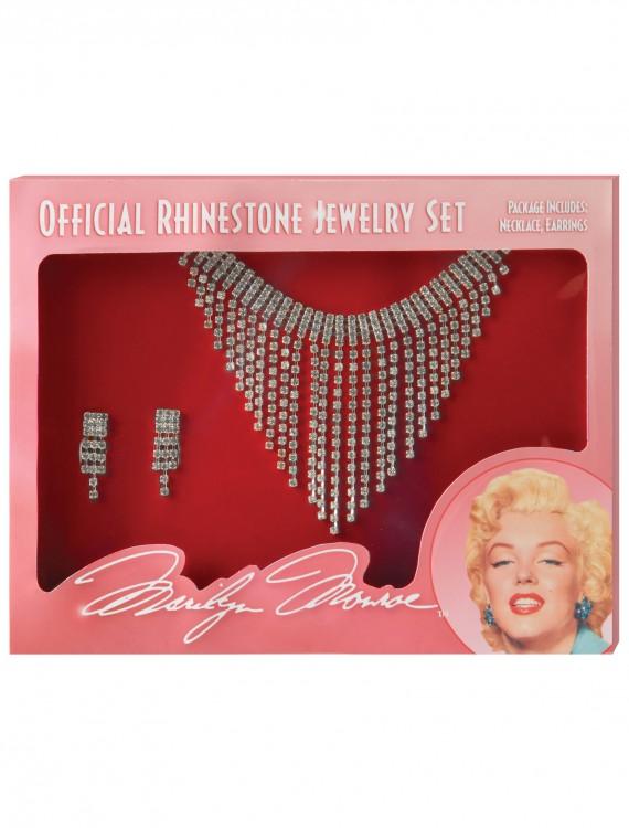 Marilyn Monroe Jewelry Set, halloween costume (Marilyn Monroe Jewelry Set)