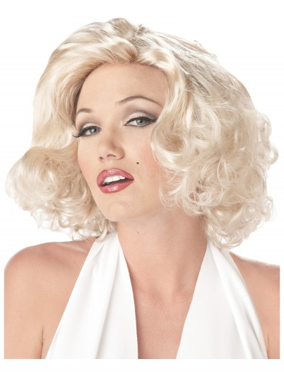 Marilyn Wig, halloween costume (Marilyn Wig)