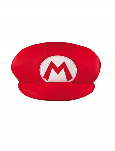 Mario Adult Hat, halloween costume (Mario Adult Hat)