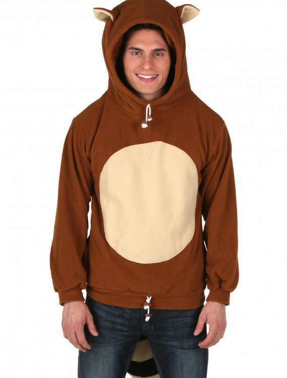 Mario Racanookie Hoodie, halloween costume (Mario Racanookie Hoodie)