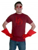 Marvel Daredevil Costume T-Shirt, halloween costume (Marvel Daredevil Costume T-Shirt)