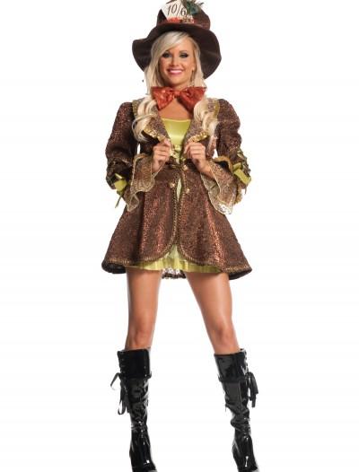 Marvelous Mad Hatter Costume, halloween costume (Marvelous Mad Hatter Costume)