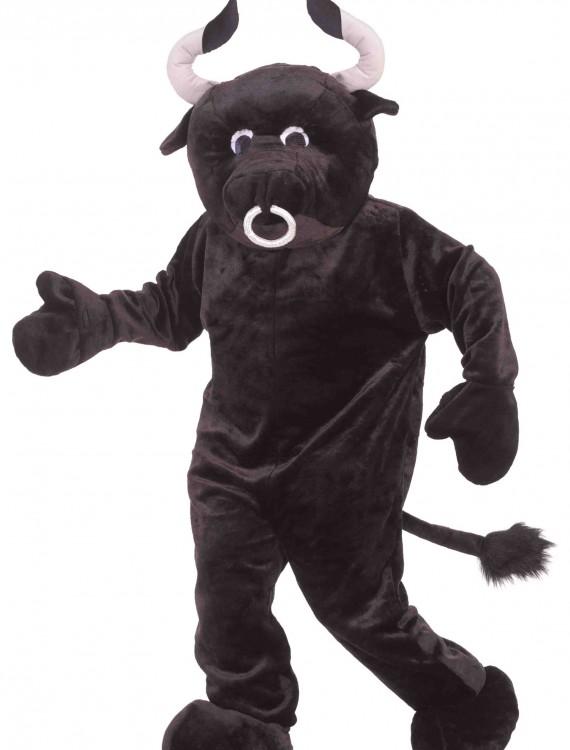 Mascot Bull Costume, halloween costume (Mascot Bull Costume)