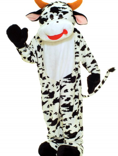 Mascot Cow Costume, halloween costume (Mascot Cow Costume)