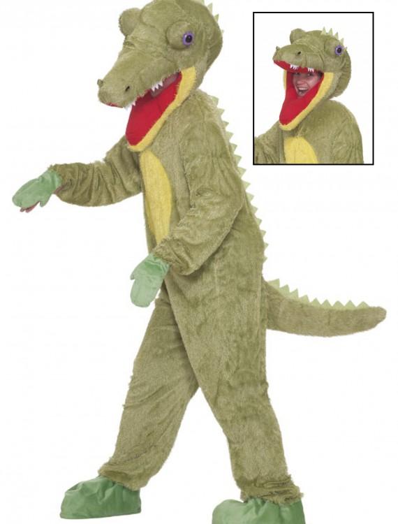 Mascot Crocodile Costume, halloween costume (Mascot Crocodile Costume)