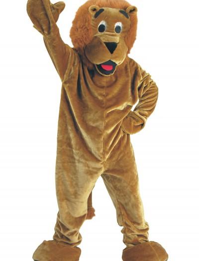 Mascot Lion Costume, halloween costume (Mascot Lion Costume)