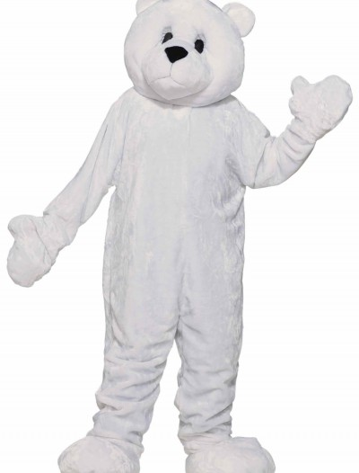 Mascot Polar Bear Costume, halloween costume (Mascot Polar Bear Costume)
