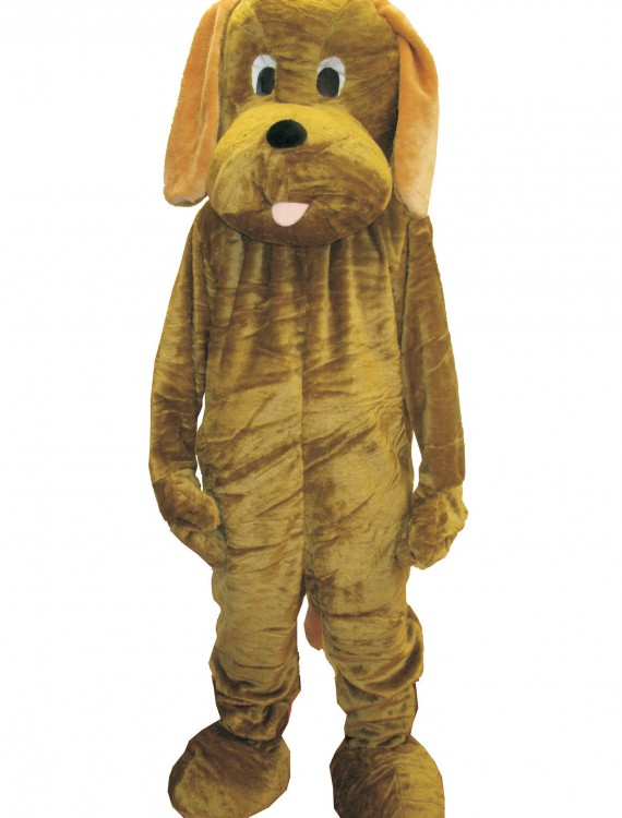 Mascot Puppy Dog Costume, halloween costume (Mascot Puppy Dog Costume)