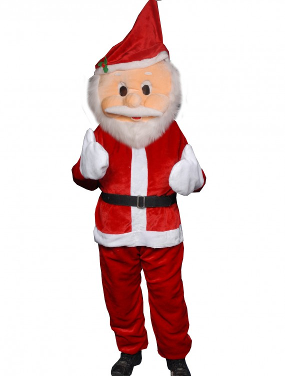 Mascot Santa Claus Costume, halloween costume (Mascot Santa Claus Costume)