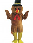 Mascot Thanksgiving Turkey Costume, halloween costume (Mascot Thanksgiving Turkey Costume)