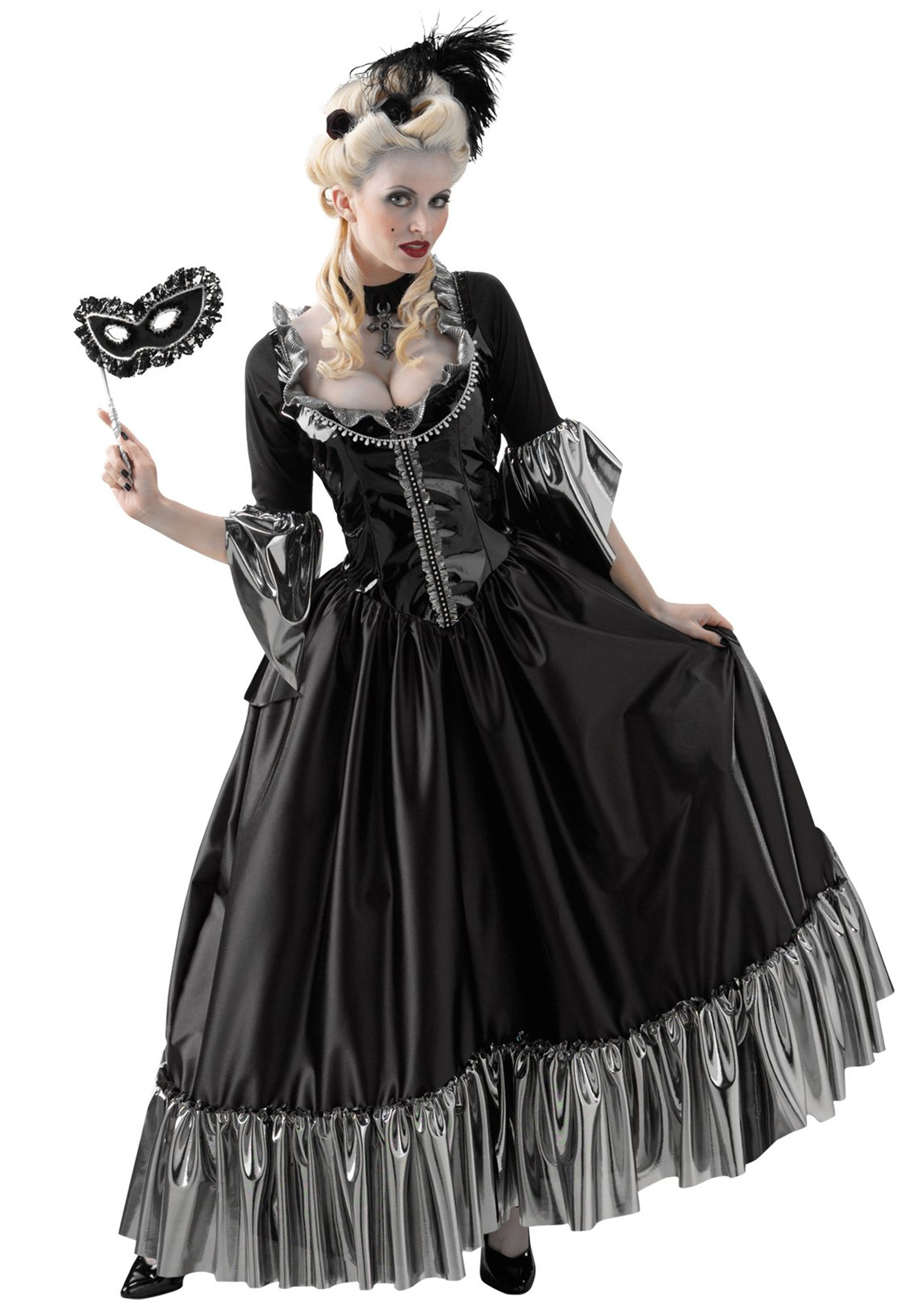Masquerade Ball Costume  sc 1 st  Halloween Costumes & Masquerade Ball Costume - Halloween Costumes
