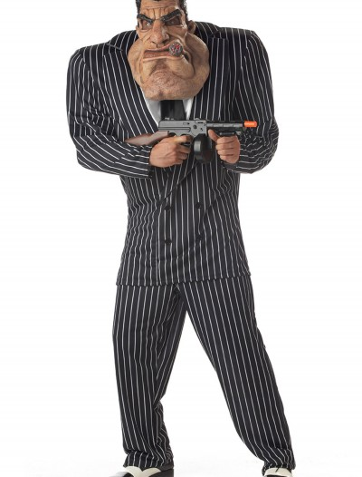 Massive Mobster Halloween Costume, halloween costume (Massive Mobster Halloween Costume)