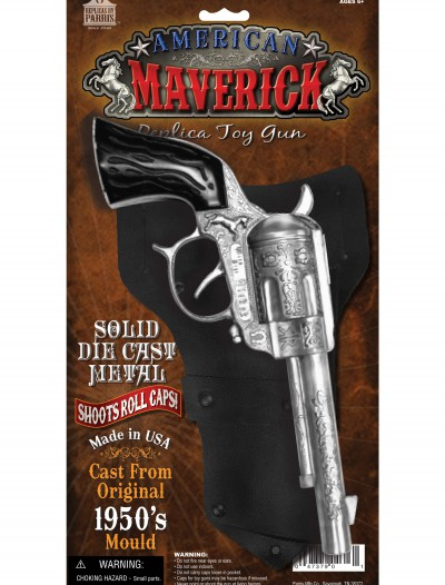 Maverick Gun Holster Set, halloween costume (Maverick Gun Holster Set)