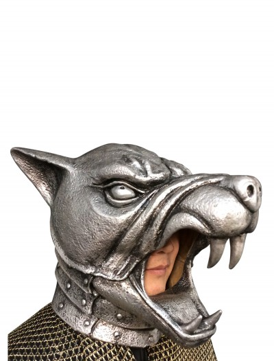 Medieval Dog Mask, halloween costume (Medieval Dog Mask)