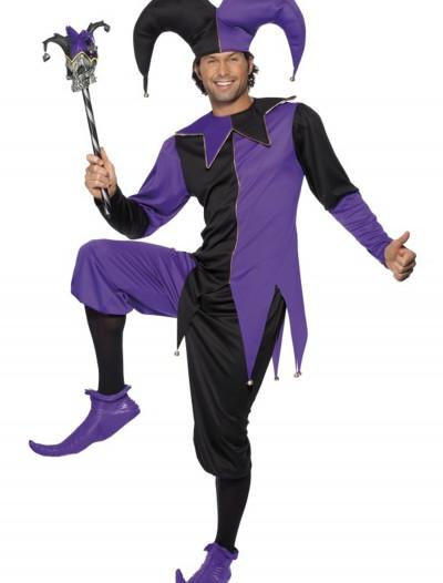 Medieval Jester Costume, halloween costume (Medieval Jester Costume)
