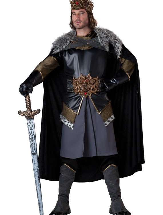 Medieval King Costume, halloween costume (Medieval King Costume)