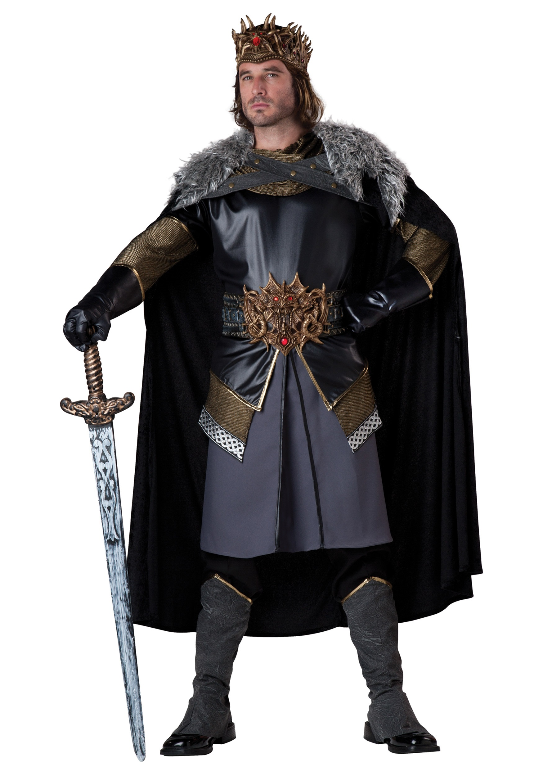 Medieval King Costume  sc 1 st  Halloween Costumes & Medieval King Costume - Halloween Costumes