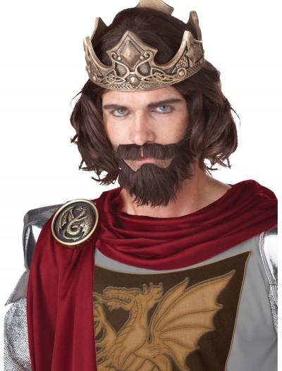 Medieval King Wig, halloween costume (Medieval King Wig)