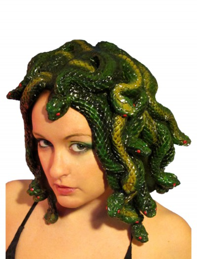 Medusa Costume Headpiece, halloween costume (Medusa Costume Headpiece)