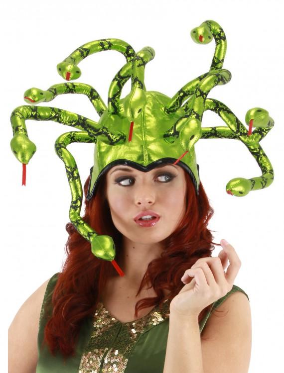 Medusa Hat, halloween costume (Medusa Hat)