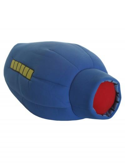 Mega Man Megabuster, halloween costume (Mega Man Megabuster)