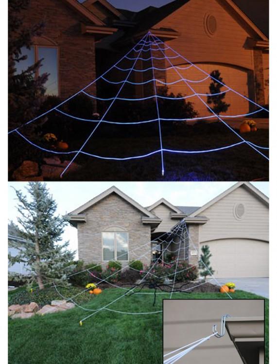 Mega Spider Web, halloween costume (Mega Spider Web)