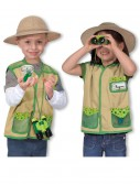 Melissa and Doug Backyard Explorer Costume, halloween costume (Melissa and Doug Backyard Explorer Costume)