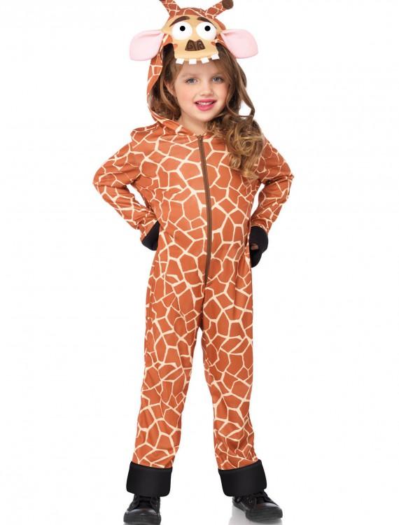 Melman the Giraffe Child Costume, halloween costume (Melman the Giraffe Child Costume)
