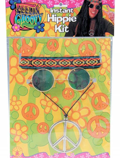 Men's 1960s Accessory Kit, halloween costume (Men's 1960s Accessory Kit)