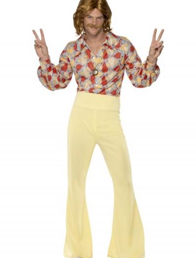 Mens 1960s Groovy Guy Costume, halloween costume (Mens 1960s Groovy Guy Costume)