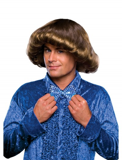 Mens 70s Prom Wig, halloween costume (Mens 70s Prom Wig)