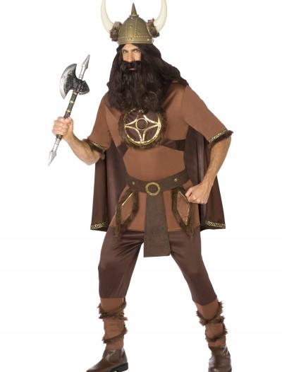 Men's Adult Viking Costume, halloween costume (Men's Adult Viking Costume)