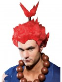 Men's Akuma Wig, halloween costume (Men's Akuma Wig)