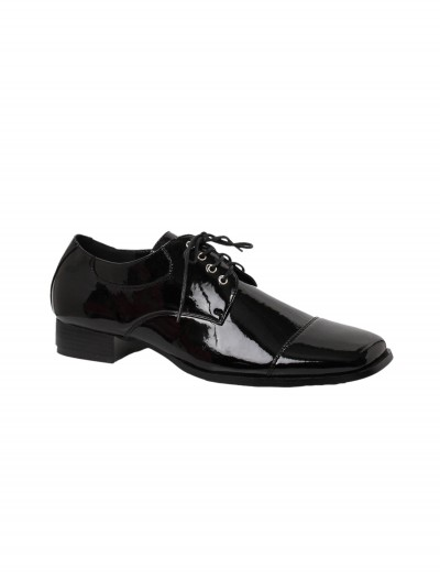 Men's Black Dress Shoes, halloween costume (Men's Black Dress Shoes)
