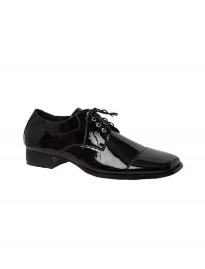Men's Black Dress Shoes, halloween costume (Men's Black Dress Shoes)