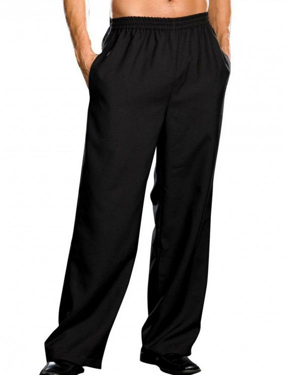 Mens Black Pants, halloween costume (Mens Black Pants)